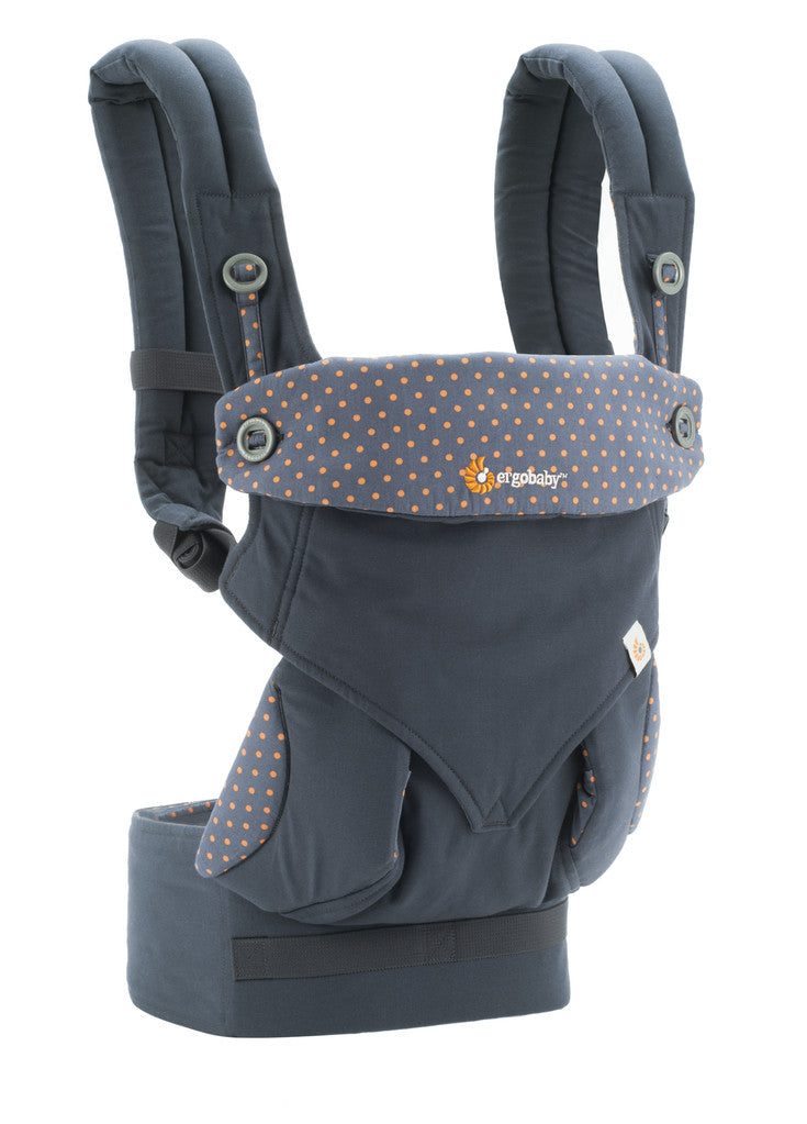 845da0abb7c Front-Facing Ergobaby 4-Position 360 Infant Carrier - PeppyParents.com