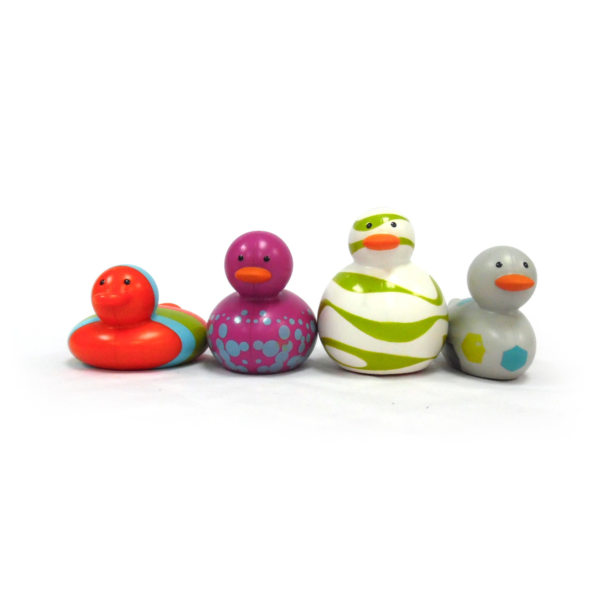 Boon Odd Duck Rubber Ducky at PeppyParents
