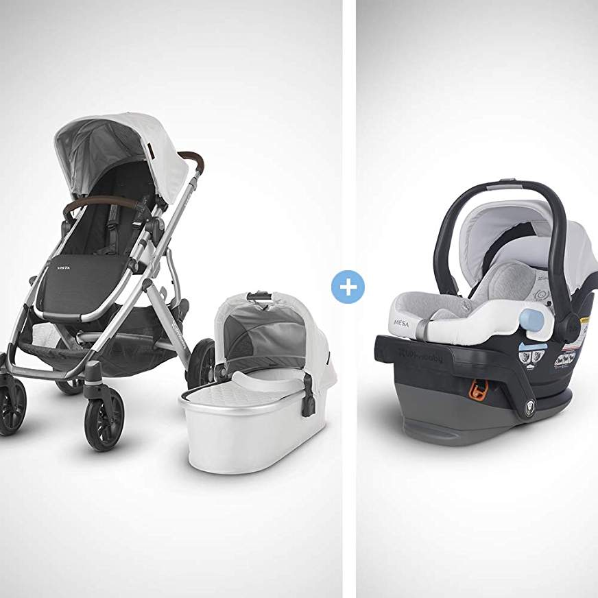 Uppababy Vista Travel System At Peppy Parents Peppyparents Ohio