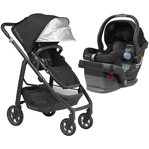 2017 2018 UPPAbaby Cruz Travel System With Mesa Car Seat