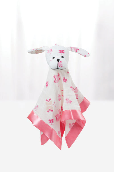 Musy Mate Lovey Sweet Stuffy And Blanket In One