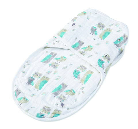 Aden + Anais Organic Easy Swaddle Blanket - PeppyParents.com  - 1