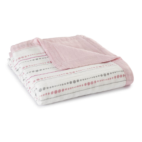 Aden + Anais Silky Soft Dream Blanket - PeppyParents.com  - 1