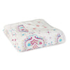 Aden + Anais Silky Soft Dream Blanket - PeppyParents.com  - 7