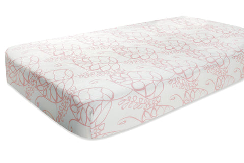 Aden + Anais Silky Soft Crib Sheet - Bamboo - PeppyParents.com  - 1