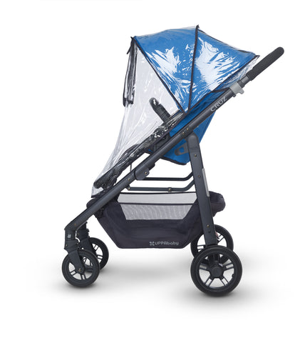 UPPAbaby Toddler Seat Rain Shield for all Vista and Cruz Strollers - PeppyParents.com