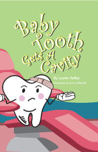 Baby Tooth Gets A Cavity