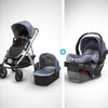 2019 UPPAbaby Vista Travel System with Mesa Car Seat