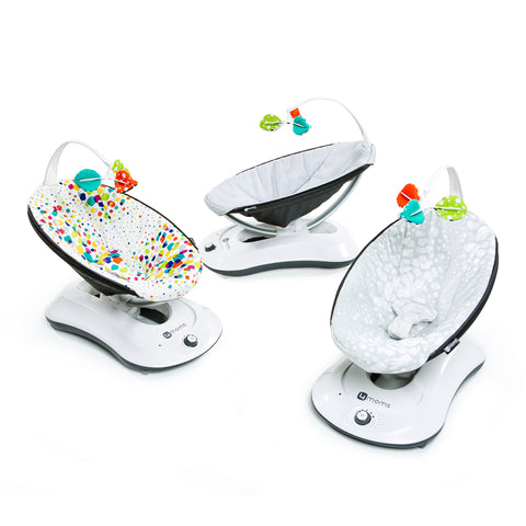 4moms Rockaroo Rocking Baby Seat - PeppyParents.com  - 1