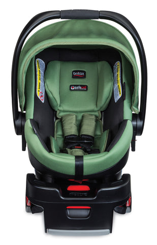 Britax B-Safe 35 Elite Infant Car Seat - Cactus Front View
