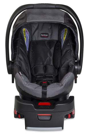 BOB B-Safe 35 Infant Car Seat - Black Front View