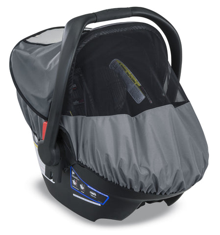 Britax B-Covered All-Weather Infant Car Seat Cover - PeppyParents.com
