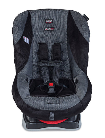 Britax Roundabout Convertible Car Seat - Onyx Front