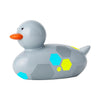 Boon Odd Duck - Tub Rubber Ducky - PeppyParents.com  - 6