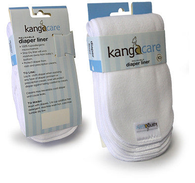 Rumparooz 6r Soaker Inserts by Kanga Care - Packaged