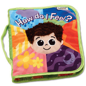 Lamaze How Do I Feel? Book for Babies - PeppyParents.com