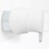 Puj Snug Bath Spout Safety Cover - White Side View