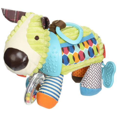 Skip Hop Bandana Buddies Plush Baby Toy - PeppyParents.com