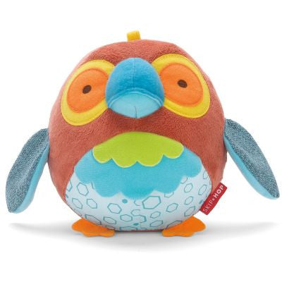Skip Hop Chime Ball Infant Toy - PeppyParents.com