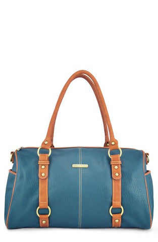 Timi and Leslie Madison Diaper Bag - Dark Teal