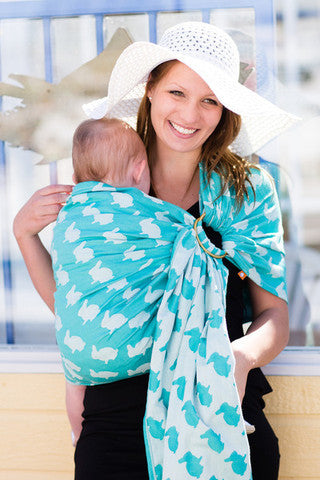 Tula Ring Sling Baby Wrap - PeppyParents.com  - 1