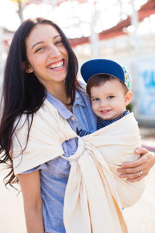 Tula Ring Sling Baby Wrap From Peppyparents Com