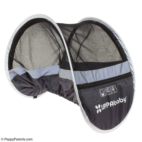 UPPAbaby Cabana Infant Car Seat All-Weather Shield - PeppyParents.com  - 1