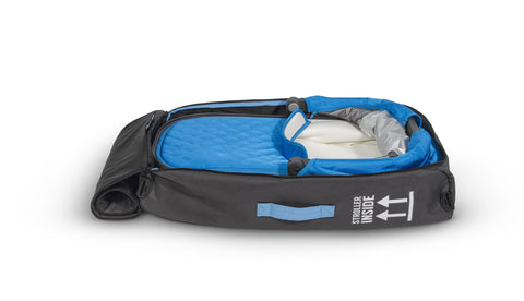 UPPAbaby Travel Bag for RumbleSeat or Bassinet - PeppyParents.com - 1