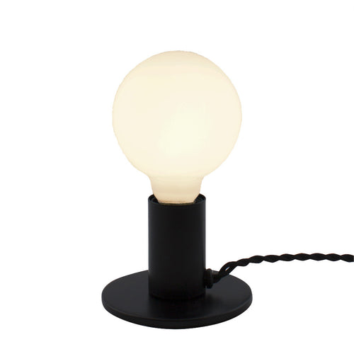 POPP bordlampe sort 11cm