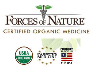 Forces of Nature - USDA Certified Organic Medicine