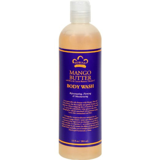Nubian Heritage - Fragrant, Softening, Soothing and Cleansing Body Washes