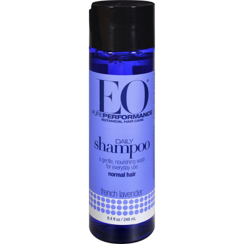 Eo Products Shampoo French Lavender - 8 Fl Oz