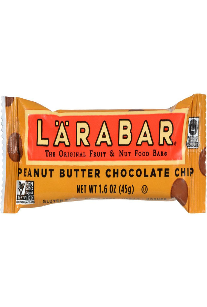 Larabar - Peanut Butter Chocolate Chip - Case Of 16 - 1.6 Oz - Default Title - Cooking, Foods & Beverages - Larabar