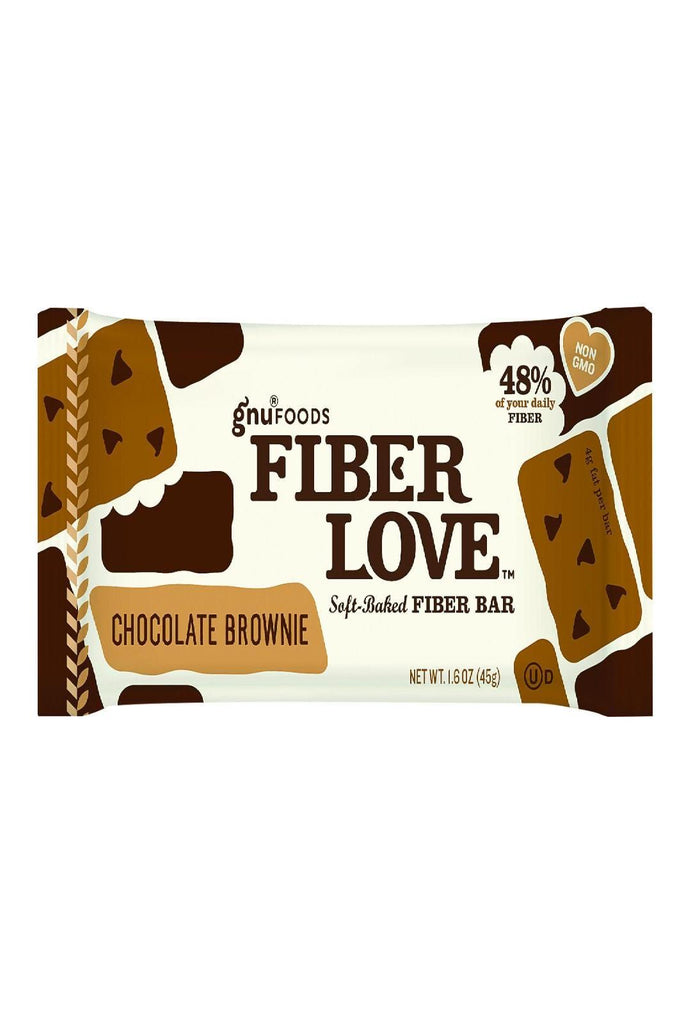 Nugo Nutrition Bar - Fiber Dlish - Chocolate Brownie - 1.6 Oz Bars - Case Of 16 - Default Title - Cooking, Foods & Beverages - Nugo Nutrition
