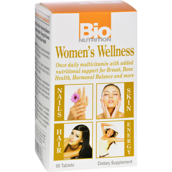 Bio Nutrition Women's Wellness - 60 Tablets