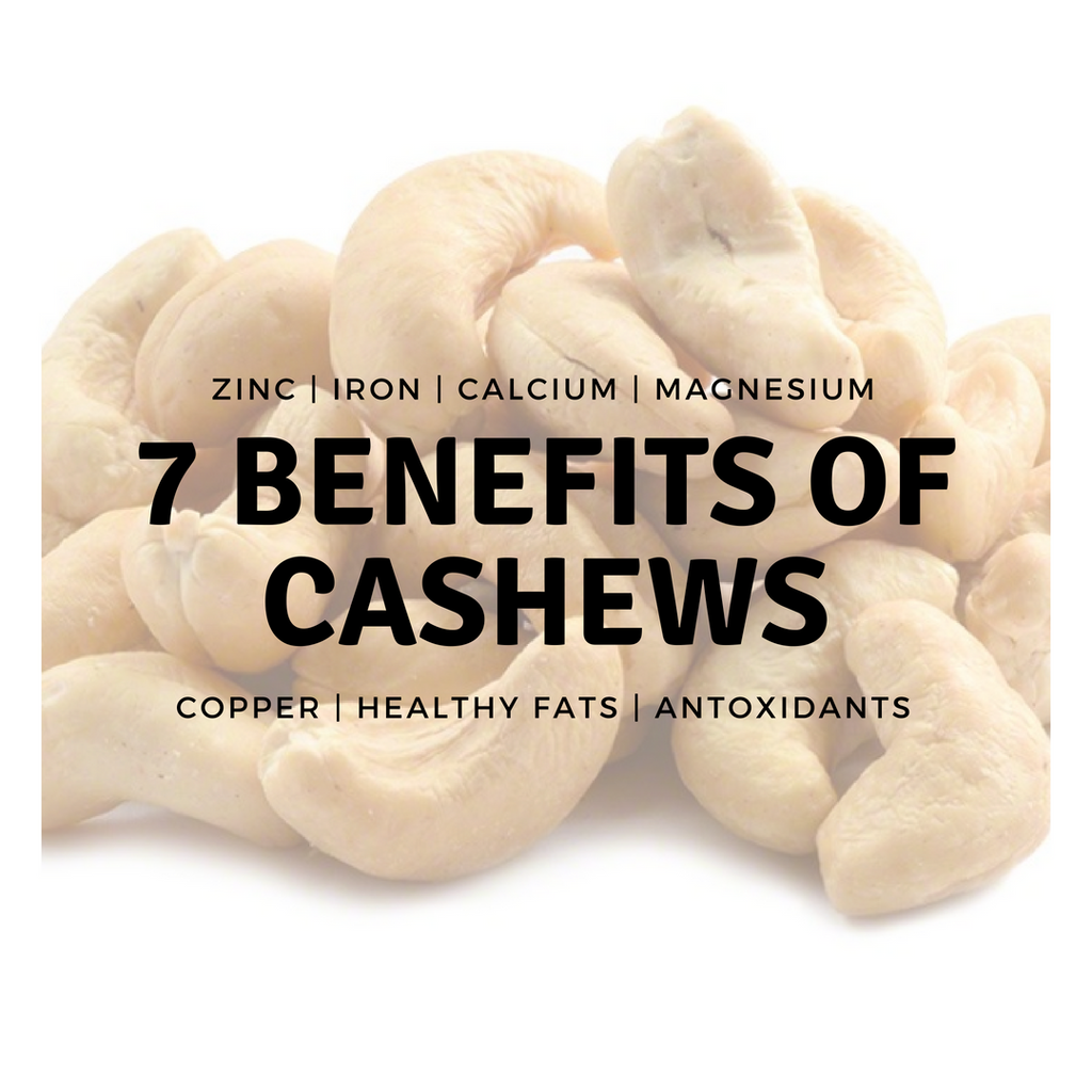7 Reasons Why You Should Be Eating More Cashews