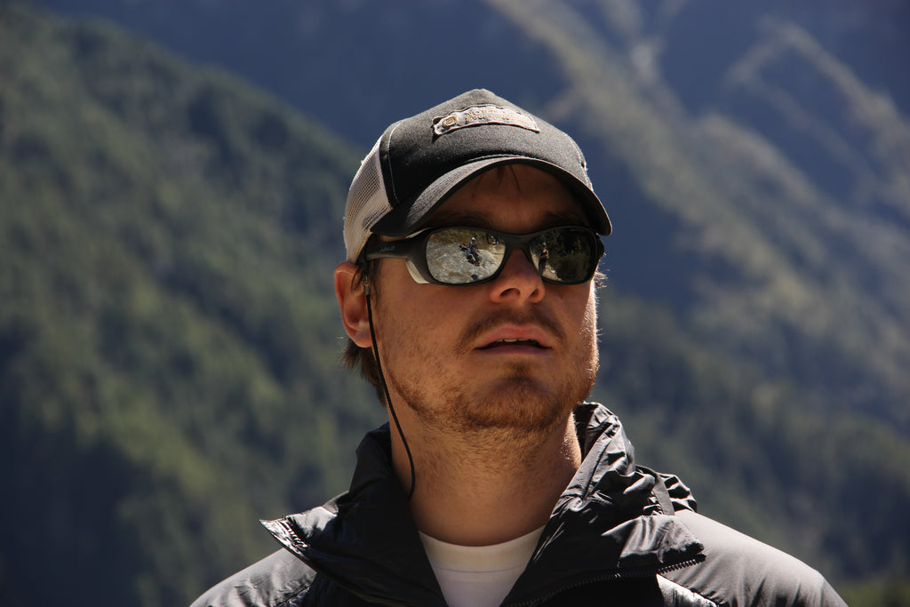 Gutsey Ambassador: Brett Fitzgerald, traveler, mountaineer, co-founder