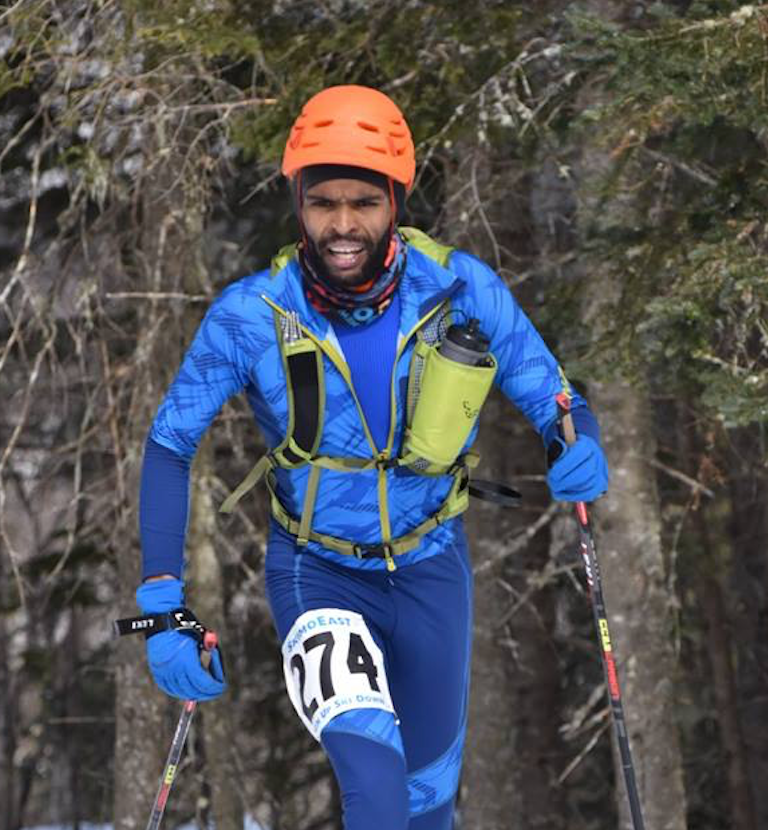 Gutsey Ambassador: Julien Yamba, trail runner, outdoor enthusiast, father