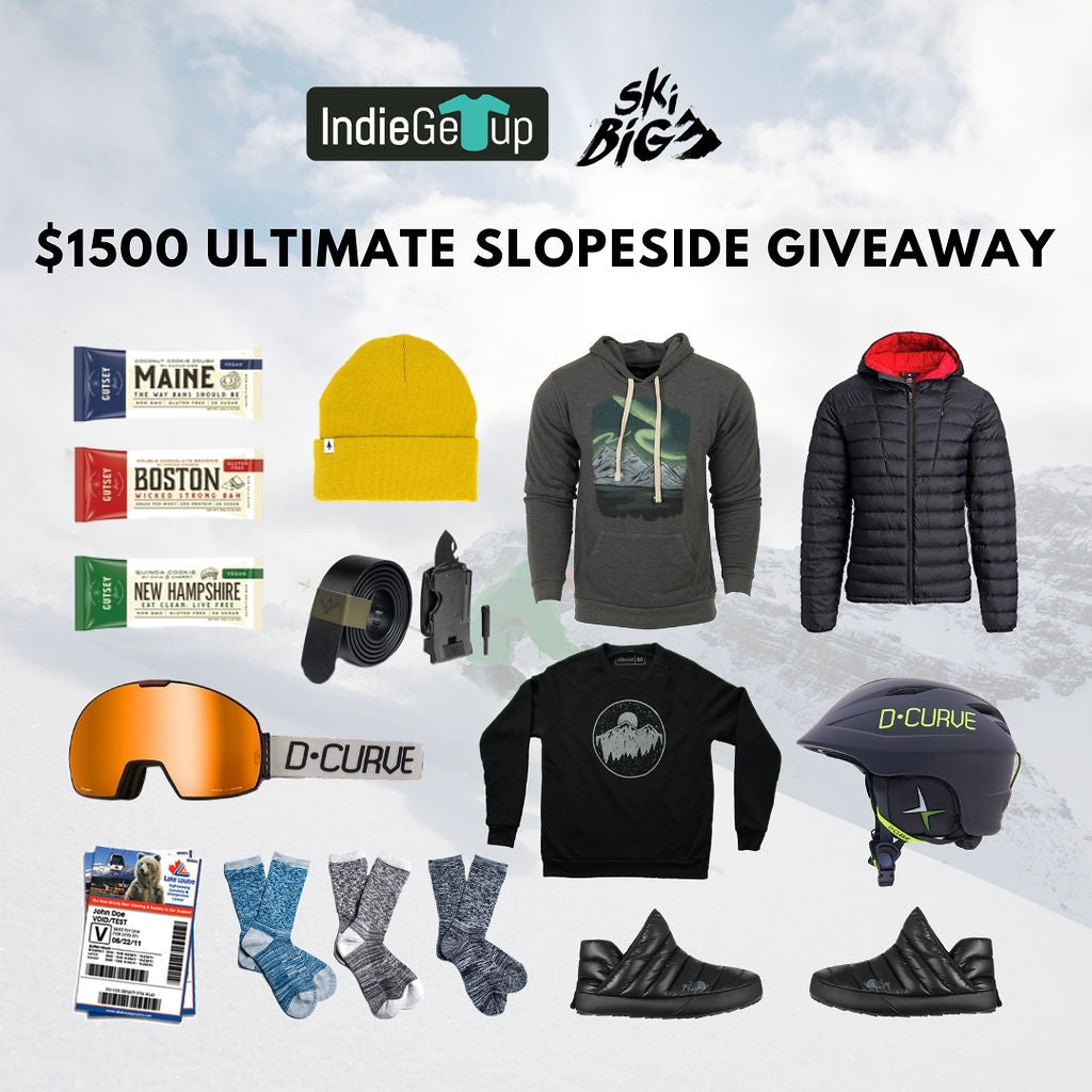 Ultimate Slopeside Giveaway - $1500 value by IndieGetup