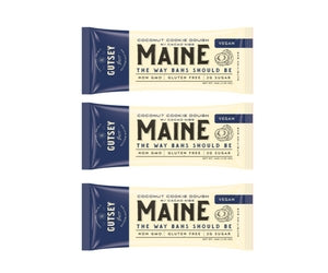 Sampler Pack - MAINE Coconut Cookie Dough (3 bars)