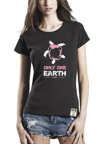 Camiseta Charcoal Mujer