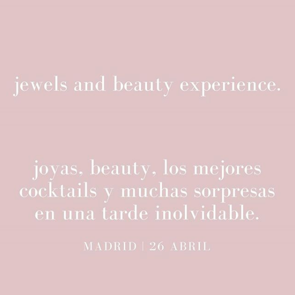 Jewels & Beauty Experience
