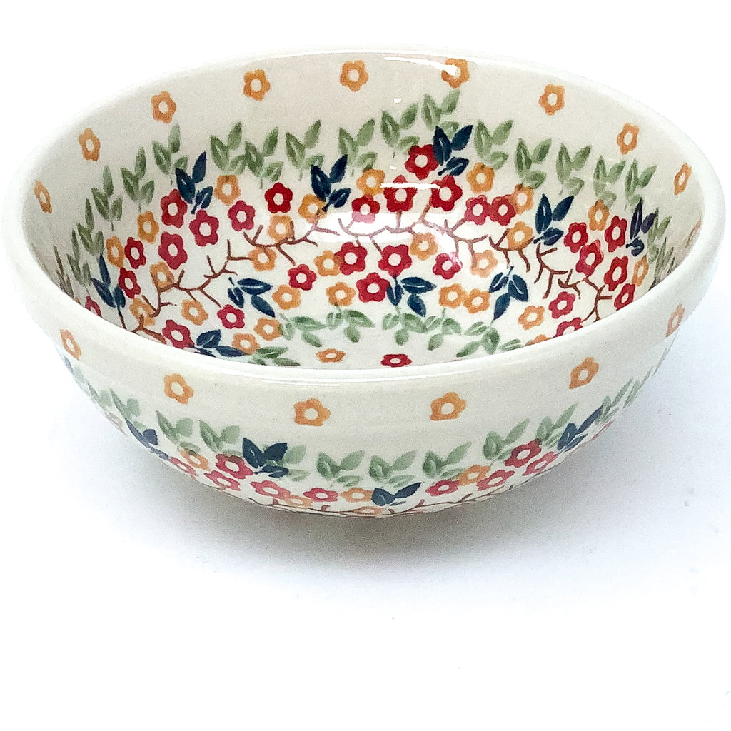 Dessert Bowl 12 oz in Tiny Flowers