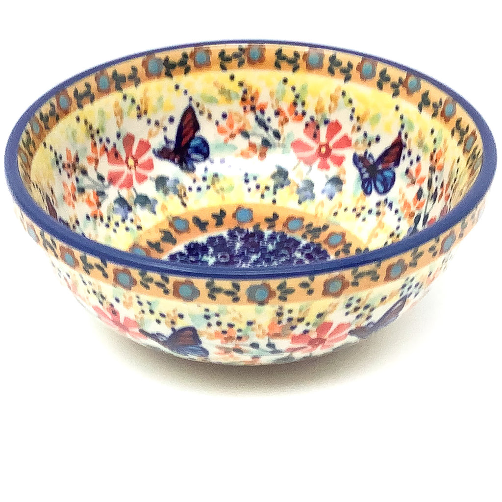 Dessert Bowl 12 oz in Butterfly Meadow