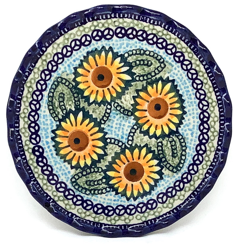 Trivet in Sunflowers