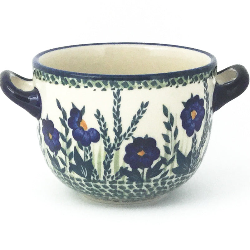 Bouillon Cup 16 oz in Wild Blue
