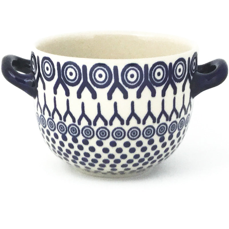 Bouillon Cup 16 oz in Icelandic White