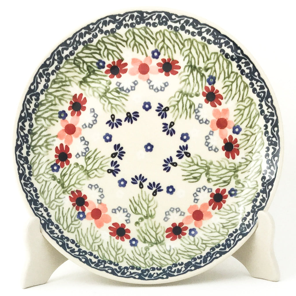 Luncheon Plate in Dill Flowers
