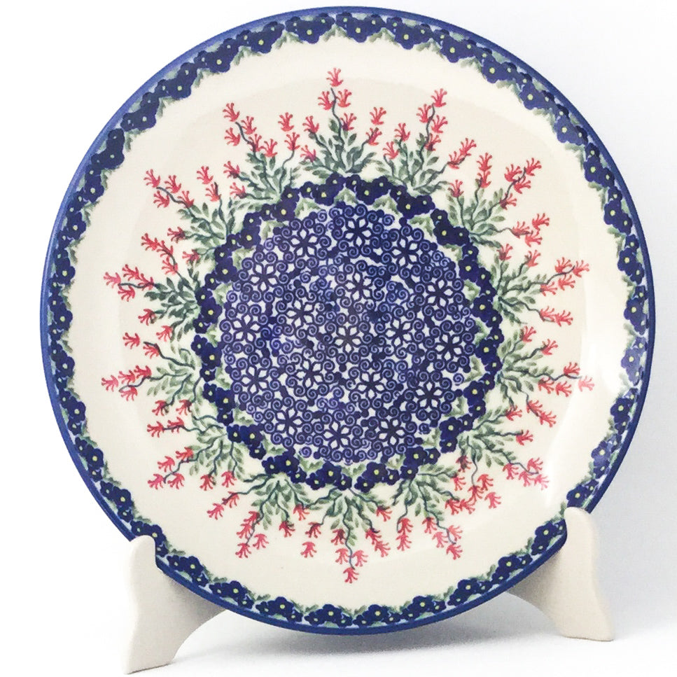 "Dinner Plate 10"" in Field of Flowers"