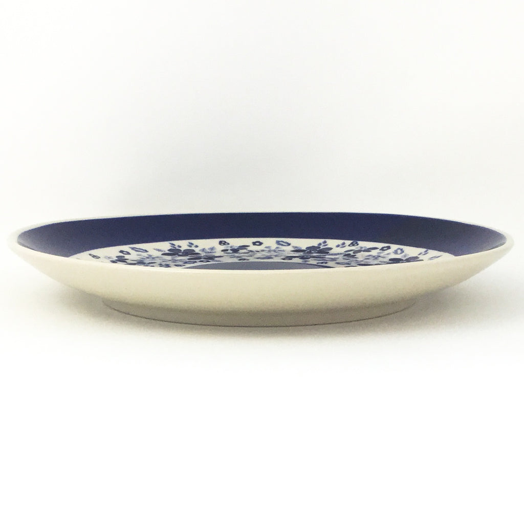 "Dinner Plate 10"" in Cobalt Wedding"